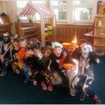 Krtečci - Halloween